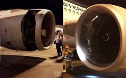 Hành khách ẩu đả trên máy bay hay những những sự cố hàng không 'cười ra nước mắt' năm 2017