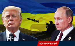 Không ngại chọc giận Nga để bơm vũ khí cho Ukraine, ông Trump đang nghĩ gì?