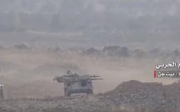 Phiến quân Syria bị vây khốn quy hàng, quân Assad giành thắng lợi chiến lược