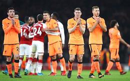Liverpool khốn khổ vì… bất bại