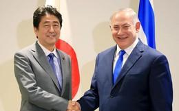 """Nhật Bản """"ra tay"""" giải quyết tranh chấp Jerusalem"""