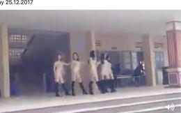 5 cô gái ăn mặc gợi cảm nhảy trước mặt học sinh như trong vũ trường: Sở GD-ĐT Hà Nội lên tiếng