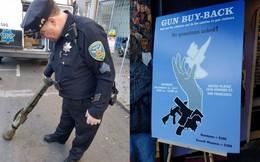 """Dân Mỹ được trận cười vỡ bụng vì cảnh sát chi hàng trăm USD mua... """"ống nhựa chống tăng"""""""