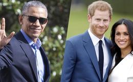 Chính phủ Anh khẩn nài Hoàng tử Harry không mời nhà Obama dự cưới
