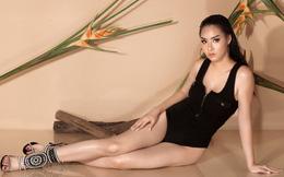 Hoa hậu Biển Thùy Trang tung ảnh bikini gợi cảm sau thời gian ít xuất hiện