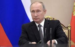 Tổng thống Nga Putin nộp hồ sơ tranh cử nhiệm kỳ mới