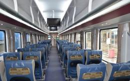 Đường sắt đưa 30 toa tàu 'hạng sang' phục vụ Tết Nguyên đán