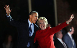 10 năm liên tiếp, người Mỹ vẫn ngưỡng mộ ông Barack Obama nhất
