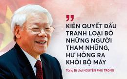 Những phát ngôn ấn tượng nhất của Tổng Bí thư và Thủ tướng trong cuộc họp Chính phủ