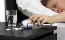 Lạm dụng thuốc ngủ, thuốc an thần khiến giấc ngủ tự nhiên ngày càng rời xa bạn