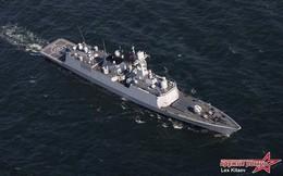 Tàu hộ vệ tên lửa Type 054A Trung Quốc và Talwar Ấn Độ trước nguy cơ đối đầu trực diện