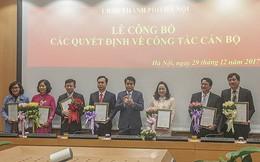 Hà Nội bổ nhiệm 4 lãnh đạo sở