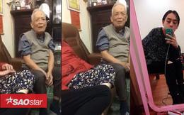 Ông ngoại 87 tuổi lên facebook khuyên cháu trai không mặc quần rách và để tóc dài