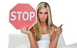 Những điều đàn ông phải 'kiêng kị' trong phòng ngủ