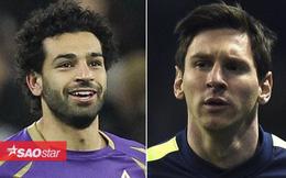 Huyền thoại Premier League chứng minh Salah còn giỏi hơn Messi