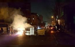 """Iran: Cảnh sát """"bắn chết 2 người biểu tình"""""""