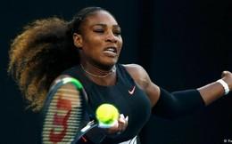 Serena Williams thua trong ngày trở lại