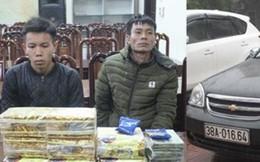 Khen thưởng Ban chuyên án phá thành công vụ mua bán trái phép 5 bánh heroin