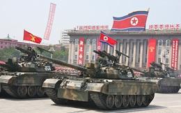 Bất chấp lệnh cấm của LHQ, Triều Tiên vẫn xuất khẩu vũ khí sang Iran và Syria