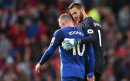 """De Gea chạm tới """"cột mốc 100"""" trong ngày Man United thăng hoa"""