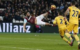 Premier League vòng 21: West Ham 3-0 Crystal Palace