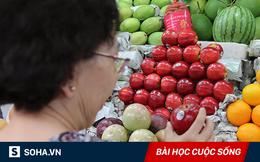 Đi chợ mua táo cho con dâu, mẹ chồng bị người bán hàng thứ 4 làm cho mê mẩn