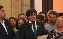 Lãnh đạo Catalonia bị phế truất có thể được Bỉ cấp tị nạn