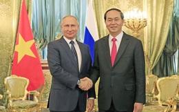 Tổng thống Vladimir Putin sẽ tới Việt Nam dự APEC