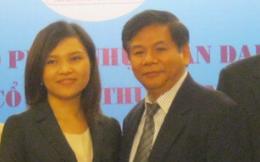 Chủ tịch Nhựa Tân Đại Hưng (con gái ông Phạm Trung Cang) bất ngờ ủy quyền hoàn toàn cho Phó Chủ tịch