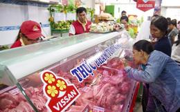Thịt lợn giảm mạnh, Vissan báo lãi tăng trưởng 2 chữ số quý 1/2017