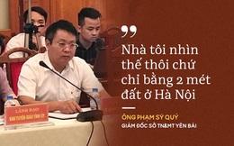 Cảnh cáo, cho thôi chức Giám đốc Sở Tài nguyên - Môi trường Yên Bái với ông Phạm Sỹ Quý