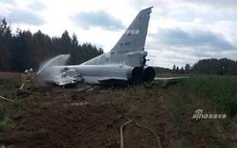 """Thiệt hại nặng nề: Không quân Nga vừa mất oanh tạc cơ Tu-22M3 vì nguyên nhân """"lãng nhách"""""""