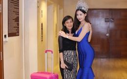 BTC Hoa hậu Đại dương đưa bằng chứng phản bác chuyện tân Hoa hậu phẫu thuật thẩm mỹ