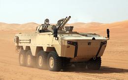 """Xe chiến đấu bộ binh """"Đông Tây kết hợp"""" độc đáo nhất Trung Đông"""