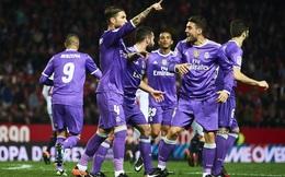 Box TV: Xem TRỰC TIẾP Sevilla vs Real Madrid (02h45)