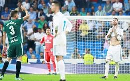 Vì sao Real Madrid liên tục vấp ngã?