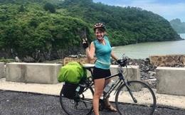 """Cô gái Tây nói điều khiến người Việt """"nở mặt"""" sau khi bị mất xe đạp đi xuyên đất nước"""