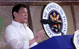 """Tổng thống Philippines """"xí xoá"""" đối địch, quay sang khen Mỹ"""