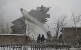 Kyrgyzstan xác định nguyên nhân vụ rơi máy bay vận tải Thổ Nhĩ Kỳ