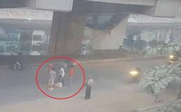 Kết quả xác minh vụ nam công nhân bị nghi rơi từ nhà ga đường sắt trên cao