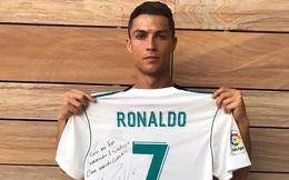 Ronaldo gây xúc động với nghĩa cử gửi đến cậu bé 6 tuổi qua đời sau cơn động đất