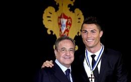 Real muốn đẩy Ronaldo sang Trung Quốc?
