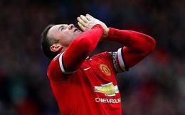 """""""Những chiếc đinh cuối cùng đang đóng lên nắp quan tài sự nghiệp của Wayne Rooney"""""""