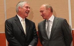 """Ông Trump úp mở chuyện """"đi hay ở"""" của Ngoại trưởng Tillerson, nói ông Putin rất quan trọng"""