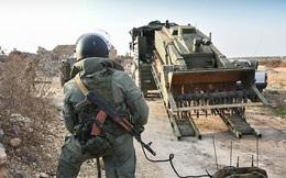 Nhiều binh sĩ và nhà báo Nga bất ngờ trúng mìn của IS ở Syria: Chiến trường vẫn nhuốm máu