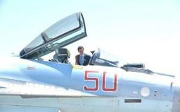 Tổng thống Assad thăm căn cứ Nga ở Syria sau khi bị Mỹ đe dọa
