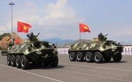 Sản xuất lốp xe thiết giáp: Việt Nam ngang hàng với Nga