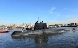Tàu ngầm Argentina không phát tín hiệu khẩn cấp: Thảm kịch đang rất cận kề