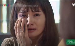 """""""Sống chung với mẹ chồng"""", tập 24: Bị đấm tím mắt, con dâu quyết li dị và nói câu đau lòng"""