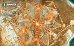 Những tin đồn đáng sợ về hình lục giác khổng lồ trên sa mạc Australia